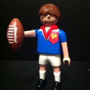 Figurine de la marque Playmobil - Vincent Clerc