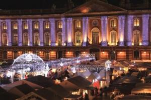Noël 2012 à Toulouse