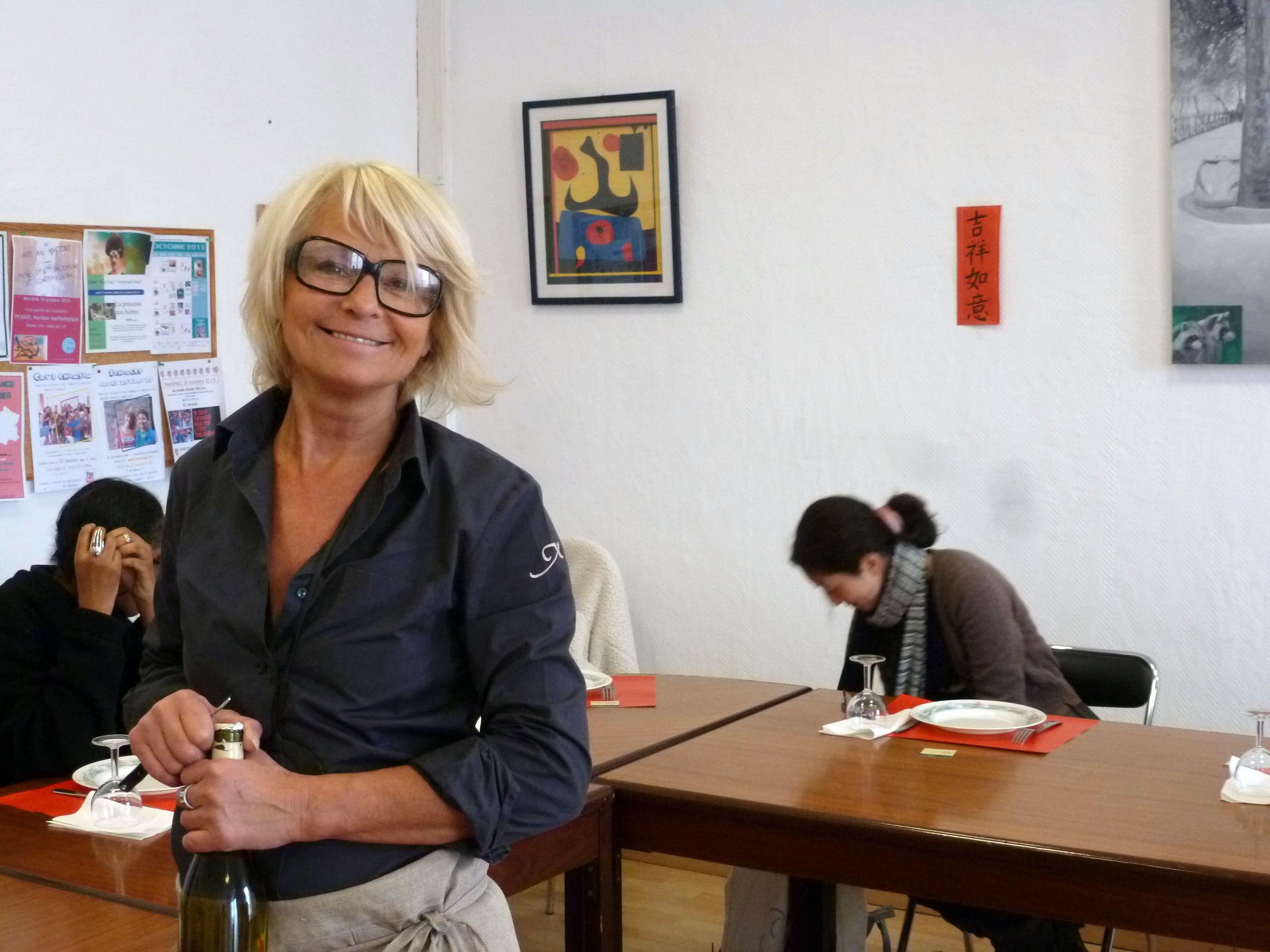 Marie-Francoise Gonzales nude 778