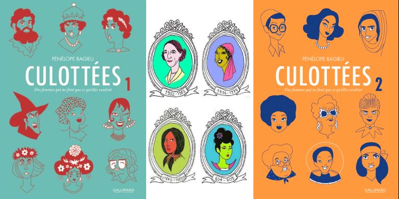 Culottees