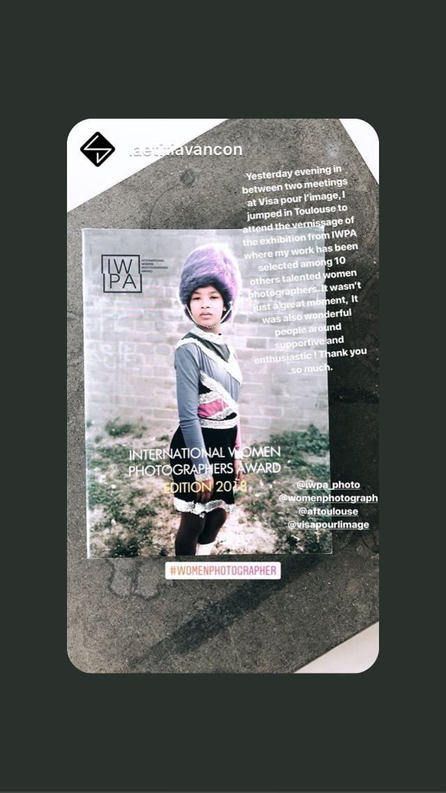 Affiche IWPA