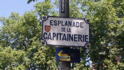 Capitainerie Toulouse