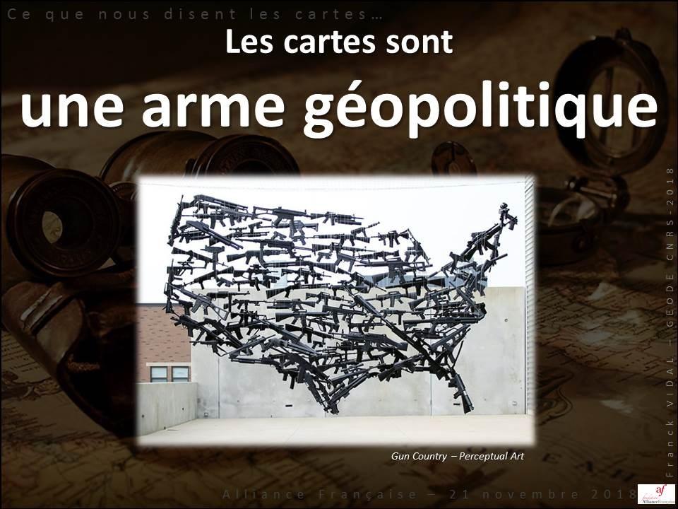 Une arme géopolitique