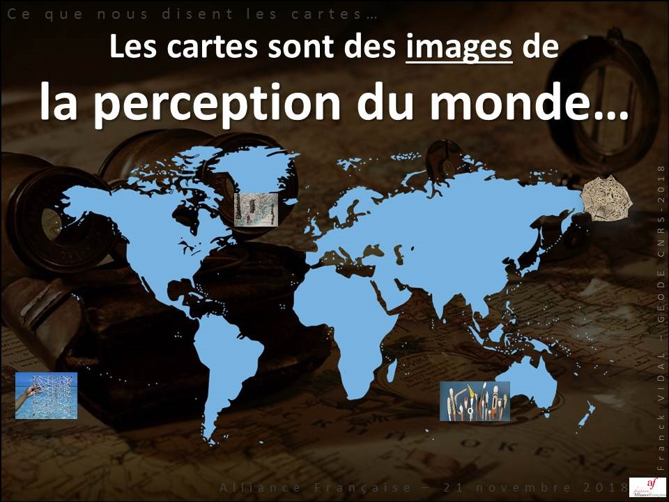 La perception du monde