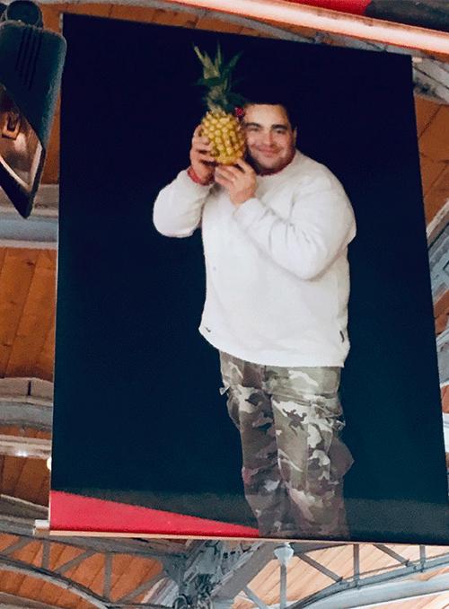 j'aime l'ananas