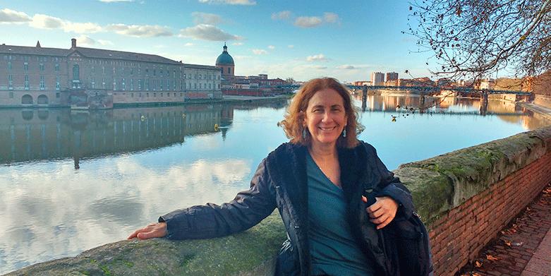 Liliana à Toulouse